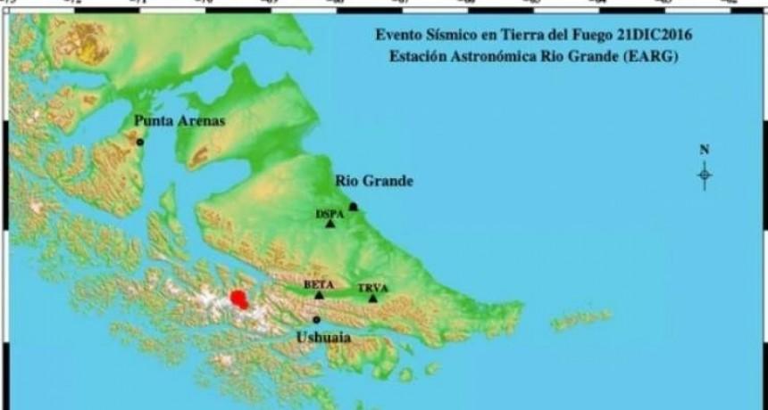 Es probable que haya un tsunami en Tierra del Fuego y Santa Cruz
