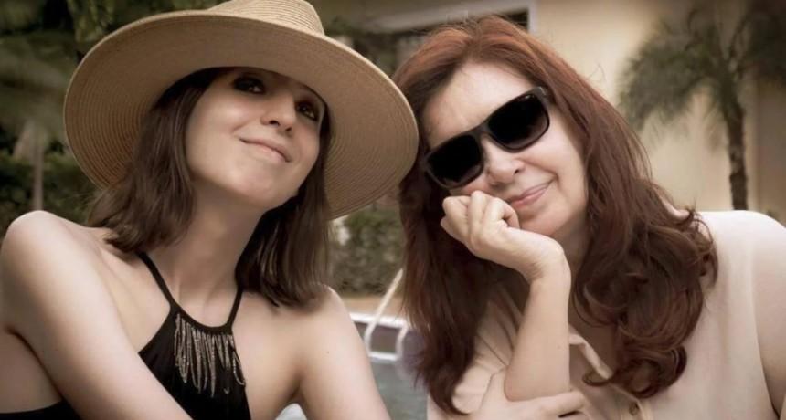 La Cámpora  festejo el cumpleaños de Cristina con un vídeo