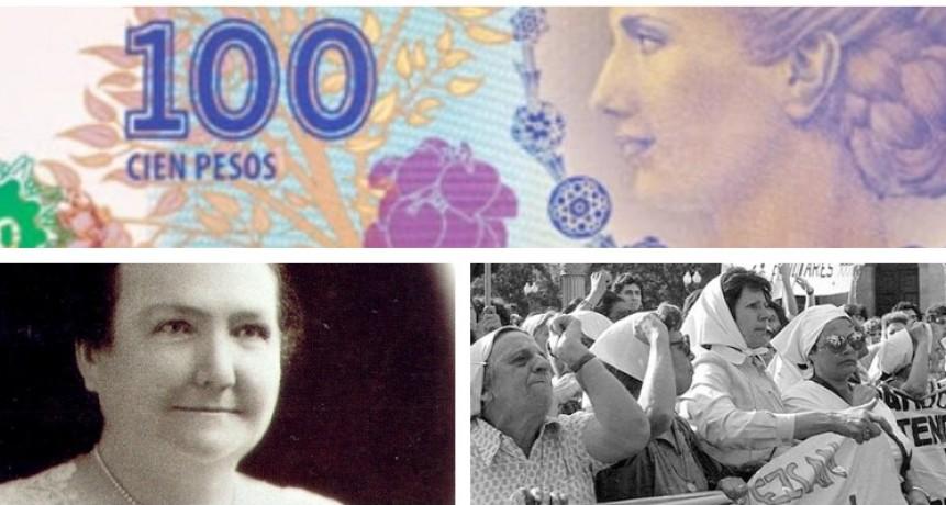 Estas son las mujeres que pueden aparecer en los próximos billetes