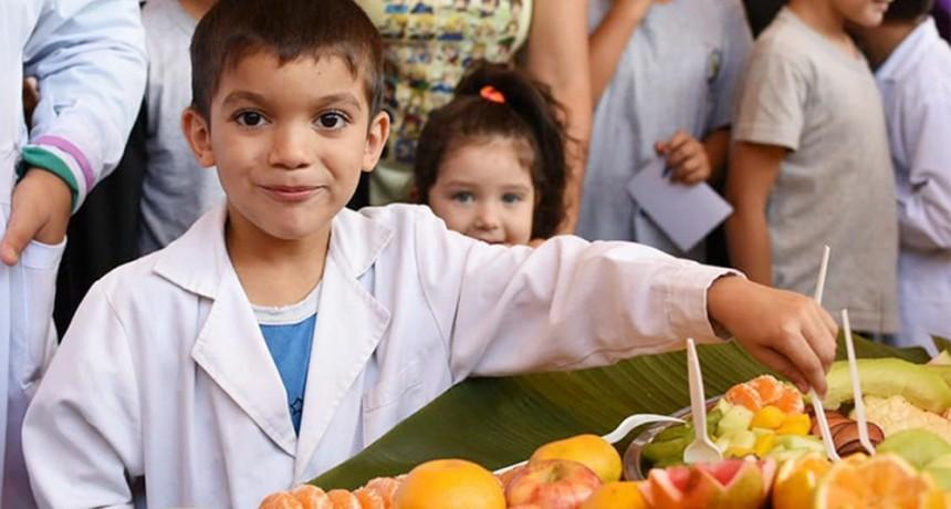 Planificaron actividades para la alimentación en las escuelas de la provincia previo al inicio de las clases