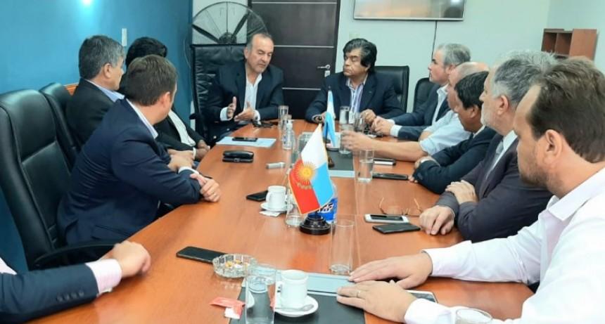Senadores ratifican apoyo a la reforma del Estado Provincial