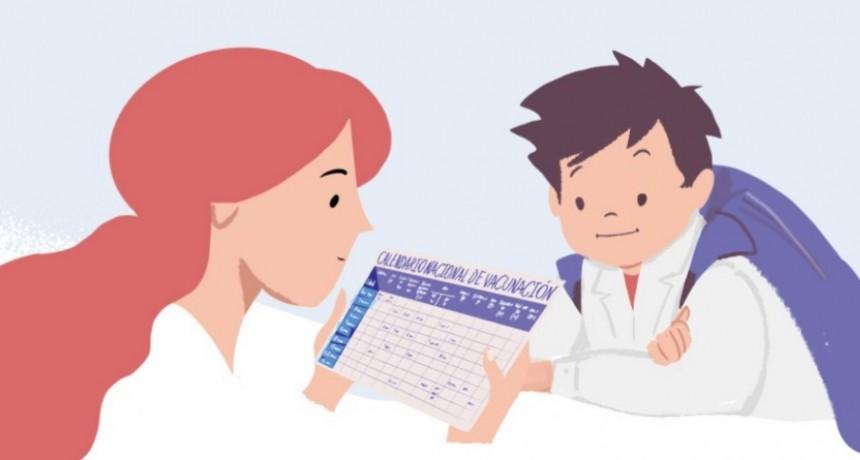 Vuelta al cole: a no olvidarse de las vacunas