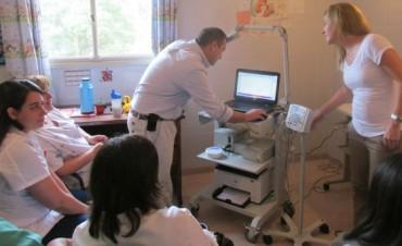 Electroencefalograma digital para el Hospital de Niños