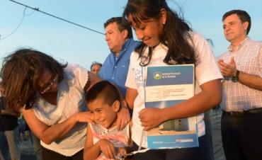 30 Familias de Huillapima con Casa Nueva