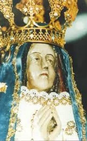 Virgen del Valle Patrona Nacional del Turismo