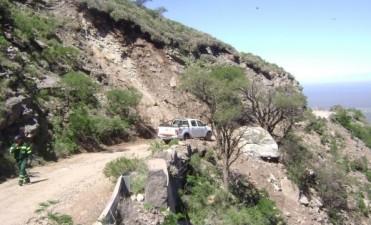 URGENTE: Cuesta de La Chilca Transitable