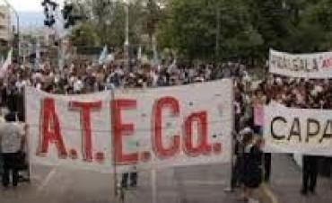 El Gremio NO Respeto a las  Bases ATECA de Andalgalá repudia el acuerdo