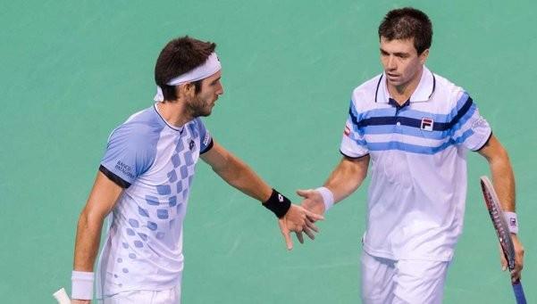 Argentina nunca le encontró la vuelta al partido frente a Polonia y cayó en dobles
