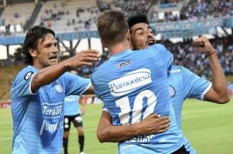 Belgrano se reencontró con el triunfo con una goleada ante Sarmiento