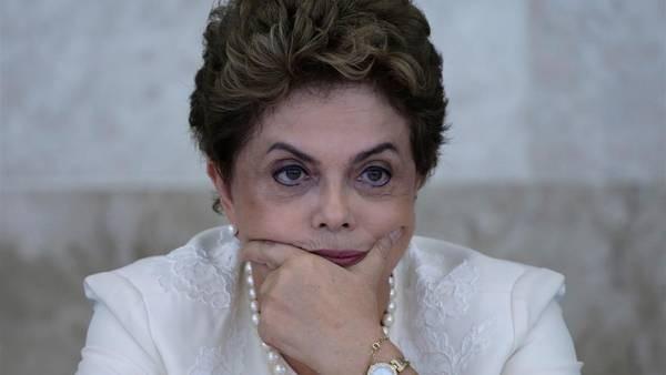 Encuesta advierte que el 68% de los brasileños apoya el juicio político contra Dilma Rousseff
