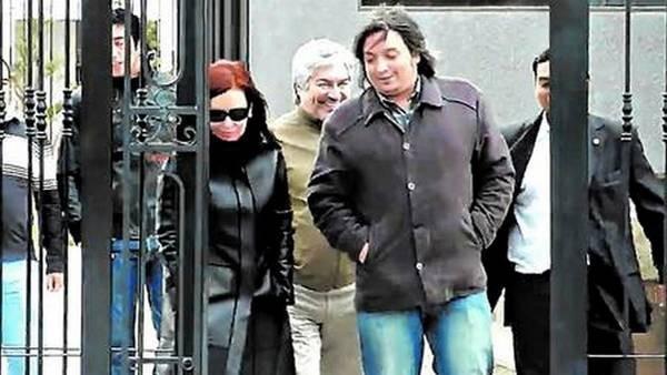 El kirchnerismo ataca a Báez pero busca salvar a Cristina