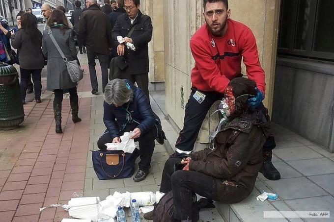 Alerta y preocupación en el mundo tras el múltiple atentado en Bruselas