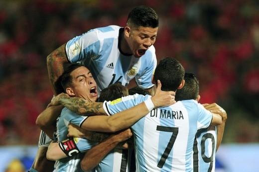 ELIMINATORIAS: En una ráfaga de efectividad, la Selección lo dio vuelta y sumó de a tres en Chile