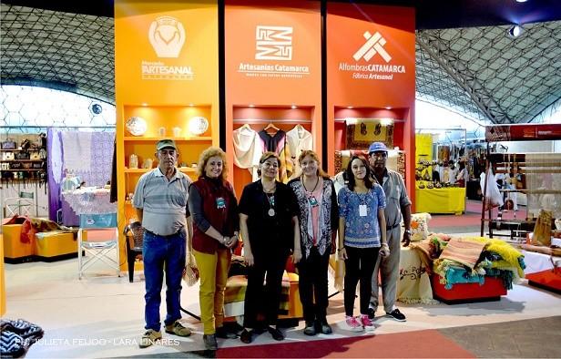 Catamarca fue premiada en la Feria Internacional de Artesanías de Córdoba