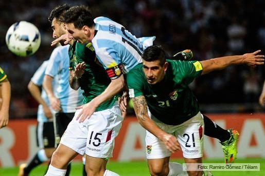 La Selección ganó, se floreó y se afianzó en los puestos de clasificación ante Bolivia