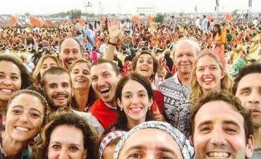 Unos 2.000 argentinos, participan en la meditación más grande de la historia