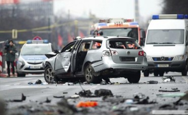 Explotó un auto-bomba en Berlín y sólo provocó la muerte del conductor
