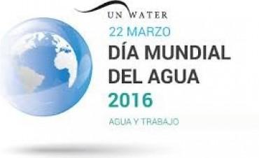 22 de Marzo - Día Mundial del Agua de 2016: «El agua y el empleo»