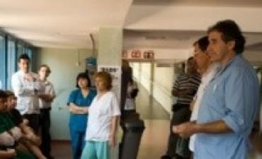 Sin acuerdo en salud se vienen medidas de fuerza