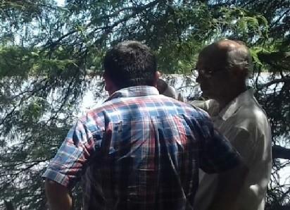 La búsqueda del intendente de Ancasti, Antonio Córdoba, en el Río Dulce continuara este Jueves