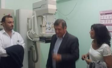 Nueva Sala de Mamografía en el Hospital Zonal de Tinogasta