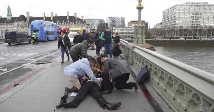 Estado Islámico se atribuyó el ataque en Londres