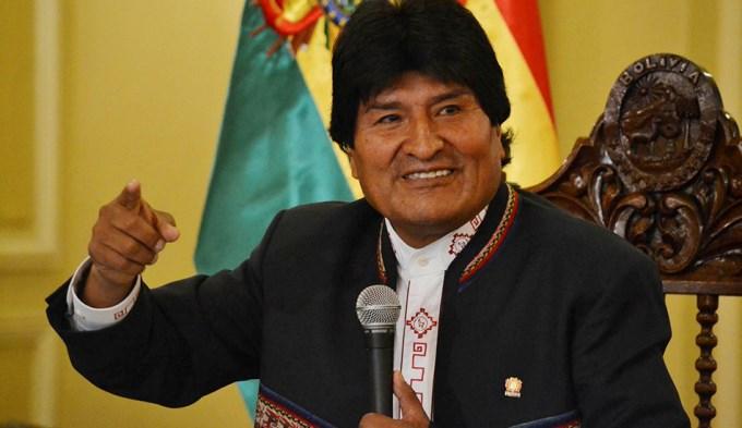 Evo Morales internado en Cuba, pero bajo control