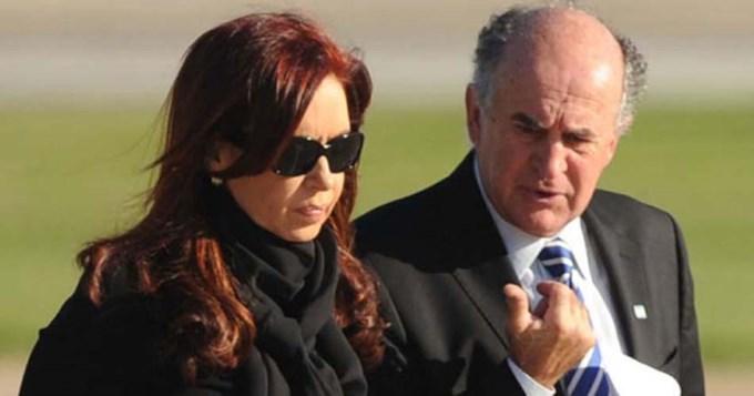 Otro audio polémico entre Cristina y Parrilli