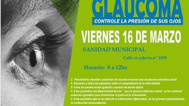 Campaña Municipal de Prevención del Glaucoma 2018