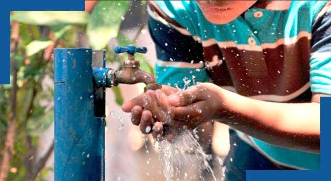 18.000 usuarios sin agua por rotura caño Madre