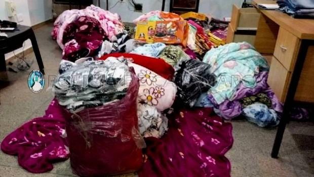 Secuestran más mercadería ilegal en el Puesto Caminero