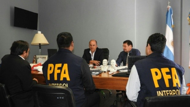 Interpol actualizó su sistema de información en Catamarca