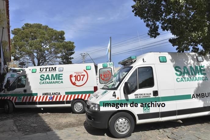 La mujer tirada en Av Del Pino y Ojo de Agua fue identificada y sería victima de un asalto violento
