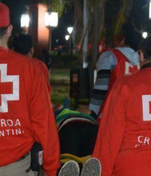 Cruz Roja podría irse del país tras quita de subsidios