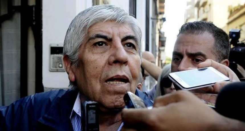 "Moyano: ""Le digo a Macri que si me quiere meter en cana, que me meta"""