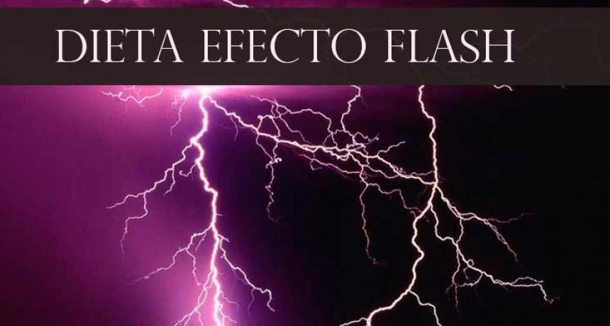 Dieta Flash para adelgazar rápido ¡Muy efectiva!