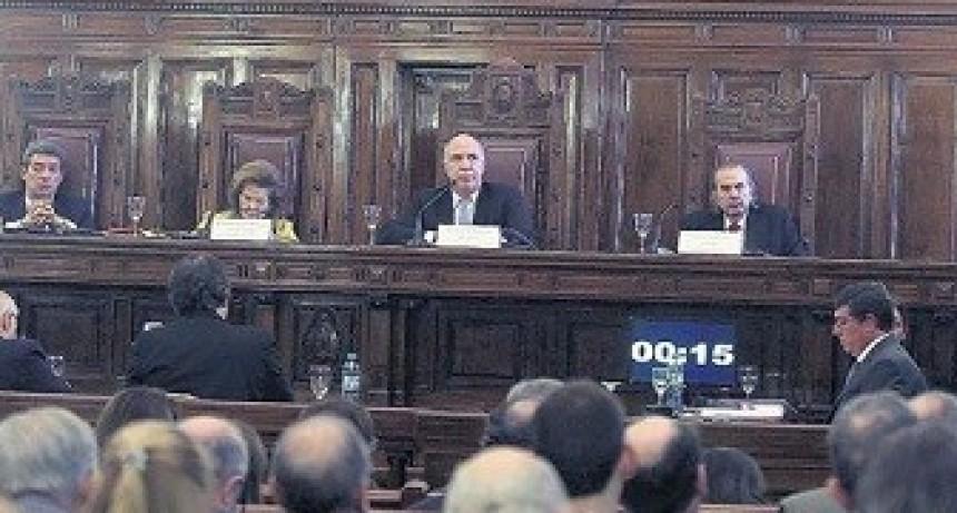 La Corte pidió investigar las filtraciones de audios