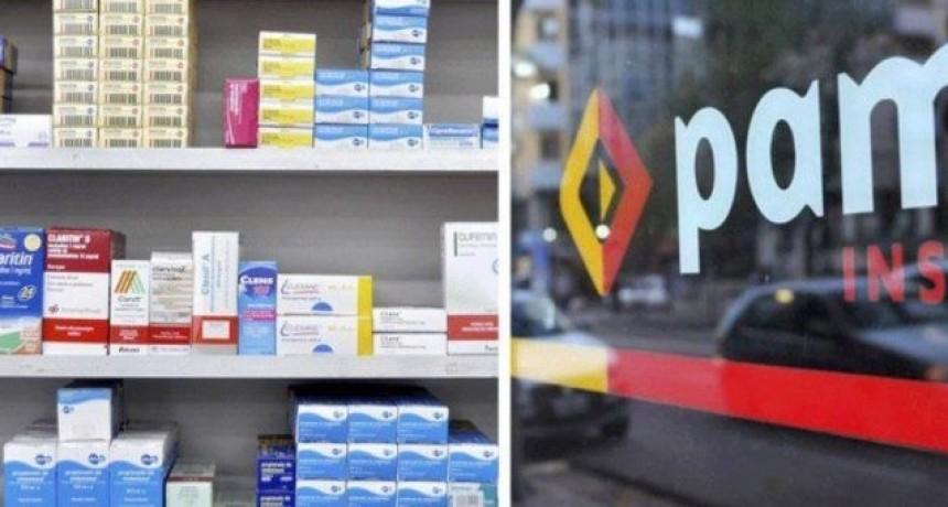 Los laboratorios nacionales firmaron un acuerdo con el PAMI