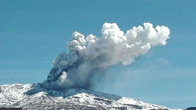 Alarma en Neuquén por posible erupción del Copahue