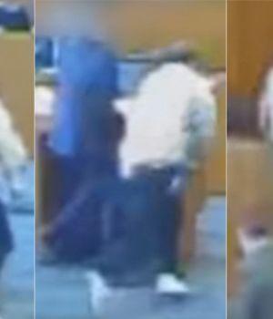 Gángster intentó asesinar a testigo durante juicio y lo acribillaron