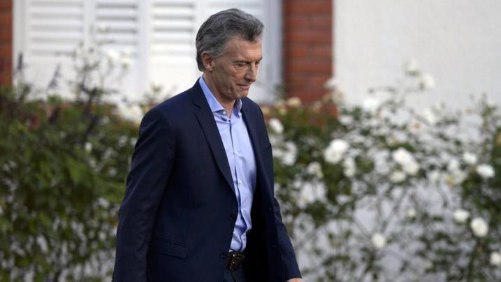 Mauricio Macri se quedará en su quinta Los Abrojos hasta el miércoles
