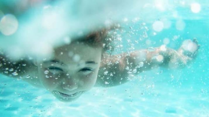 El ahogamiento es la 3ª causa de muerte por traumatismo no intencional en niños