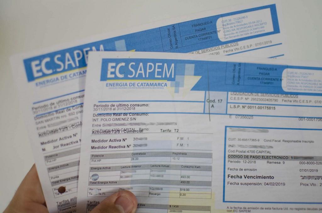 Energía Catamarca SAPEM convoca a un nuevo empadronamiento para la Tarifa Social