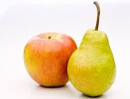 Argentina y Brasil retoman el comercio de peras y manzanas
