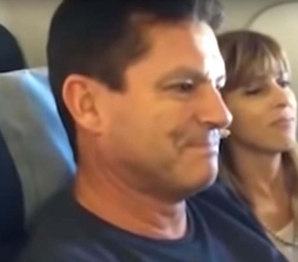 La reacción de los pasajeros al enterarse de que viajaban con héroes de Malvinas