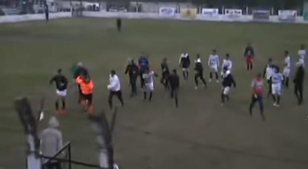 Violenta agresión a árbitros catamarqueños en Frías