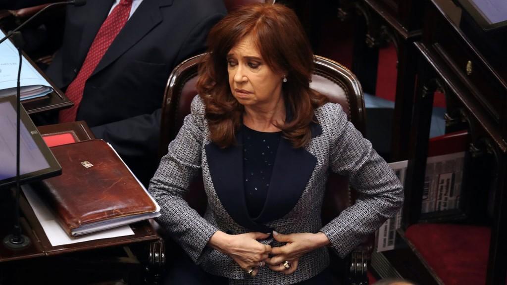 Procesaron a Cristina Kirchner por los documentos históricos encontrados en El Calafate