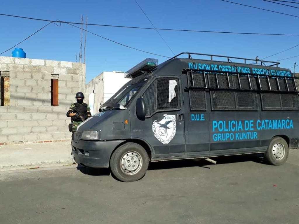 Secuestran marihuana en el Sur de la Capital