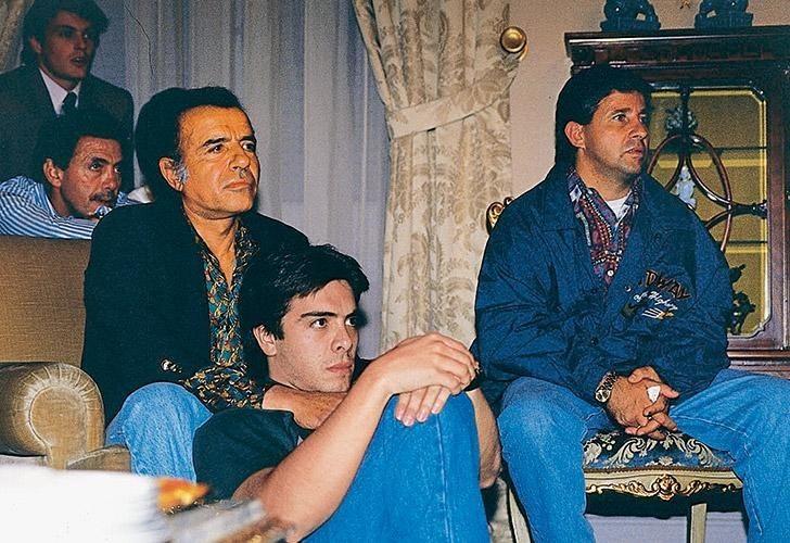 Se cumplen 24 años de la muerte de Carlos Menem Jr