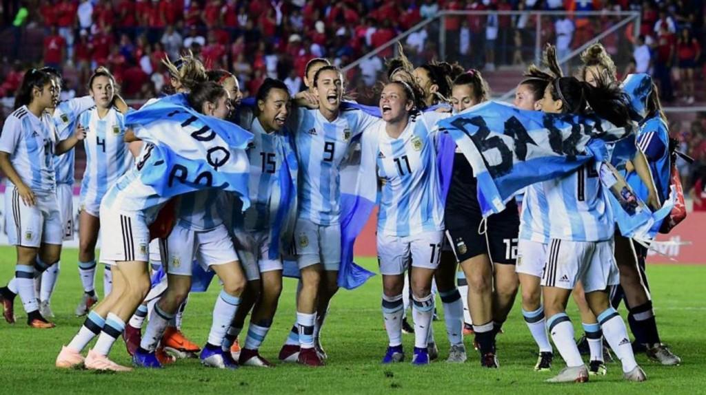 La Argentina podría ser sede del Mundial de fútbol femenino 2023